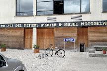 Village des Metiers D'antan & Musee Motobecane, Saint-Quentin City, France