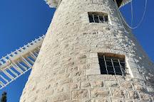 Moses Montefiore Windmill, Jerusalem, Israel