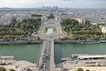 Париж на фото Парижа
