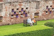 Edzell Castle and Garden, Edzell, United Kingdom