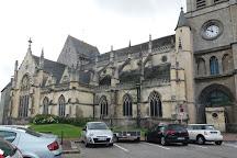 Basilique Sainte-Trinite, Cherbourg-Octeville, France
