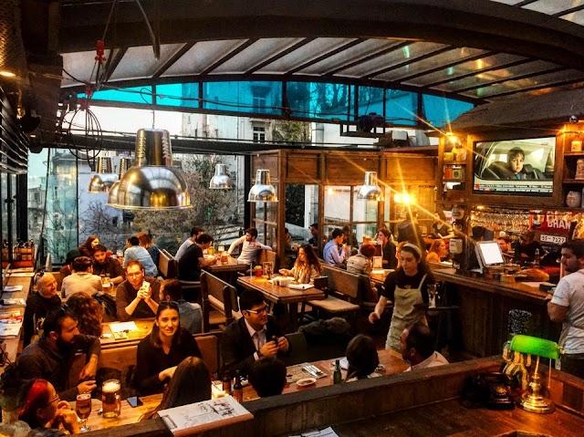 Varuna Gezgin Cafe - Istanbul