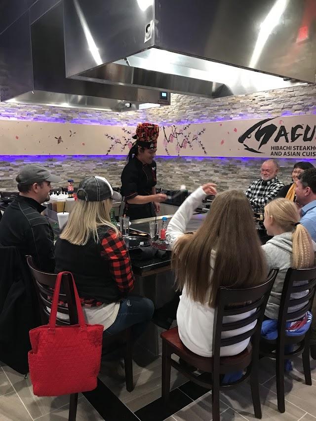 Maguro Hibachi Steakhouse