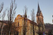 Church of St. James, Ljubljana, Slovenia