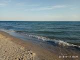 Дикий пляж Железный Порт