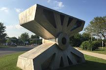 Skokie Northshore Sculpture Park, Skokie, United States