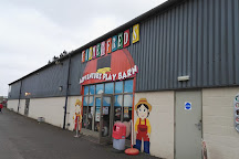 Farmer Fred's Adventure Play Barn, Heacham, United Kingdom
