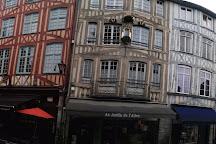 Hotel de Bourgtheroulde, Rouen, France