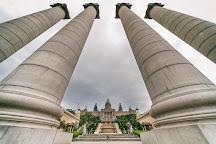 Quatre Columnes, Barcelona, Spain