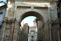Porte Noire, Besancon, France