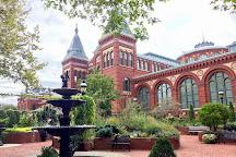 Mary Livingston Ripley Garden, Washington DC, United States