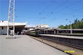 Железнодорожная станция  Tbilisi Central
