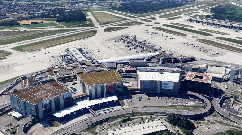 蘇黎世機場