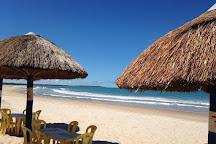 Lagoa do Pau Beach, Coruripe, Brazil