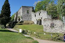 Parco della Rocca Borromea, Arona, Italy
