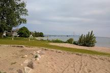 Gary R Williams Memorial Park, Mackinaw City, United States
