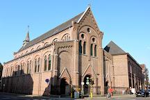 Saint Anthony's Church and Lourdes Cave, Kortrijk, Belgium