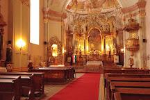 St Michael's Church, Budapest, Hungary