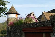 Jardins de la Mansoniere, Saint-Ceneri-le-Gerei, France