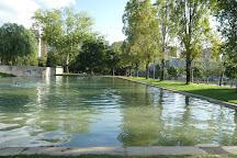 El Parque de Sant Marti, Barcelona, Spain