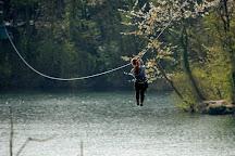 Ecopark Adventures, Tournai, Belgium