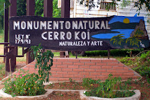 Cerro Coi, Aregua, Paraguay