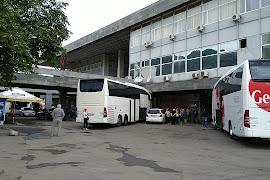 Автобусная станция   Tbilisi Ortachala Bus Station