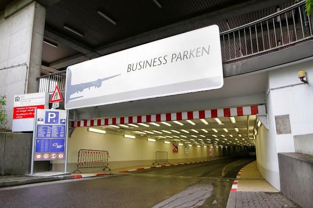 [P4] Terminal 1 Business Parking - Frankfurt Airport
