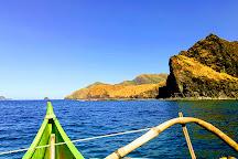 Talisayin Cove, Pundaquit, Philippines