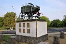 Postamuzeum, Balatonszemes, Hungary
