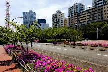 Hanamigawa Green Traffic Park, Chiba, Japan