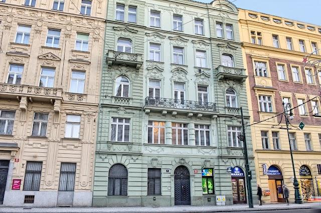 Krizovnicka Apartments - Prague City Apartments