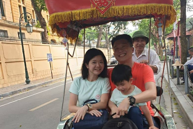 Hanoi Cyclo Tours, Hanoi, Vietnam