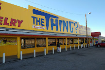 The Thing, Benson, United States