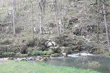 Krka River, Novo Mesto, Slovenia