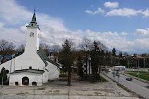 Church of St. Martin, Bojnice, Slovakia