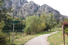 TeverAstur Senda del Oso, Teverga Municipality, Spain