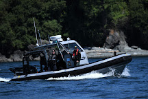 Bluefin Fishing Adventures, Sooke, Canada