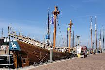 Willem Barentz expeditieschip, Harlingen, The Netherlands