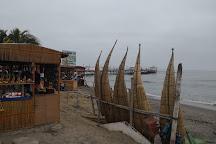 Playa de Huanchaco, Huanchaco, Peru