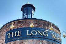 The Long Man of Wilmington, Wilmington, United Kingdom