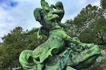 Stuhlmannbrunnen, Hamburg, Germany