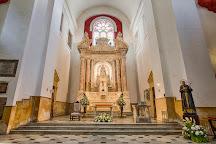 Sanctuary of Saint Peter Claver, Cartagena, Colombia