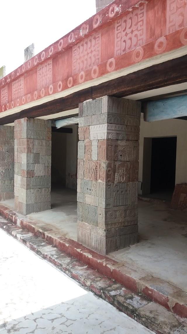 Piramides Teothiuacã
