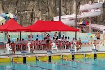 Tseung Kwan O Swimming Pool, Hong Kong, China