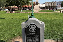 Texas Heroes Square, Gonzales, United States