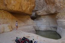 Nachal David Stream, Dead Sea Region, Israel