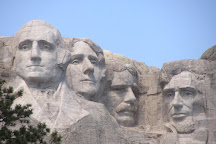 Mount Rushmore National Memorial, Keystone, United States