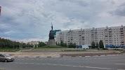 Памятник основателям Сургута на фото Сургута