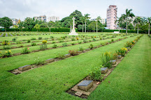 The Rangoon War Cemetery, Yangon (Rangoon), Myanmar